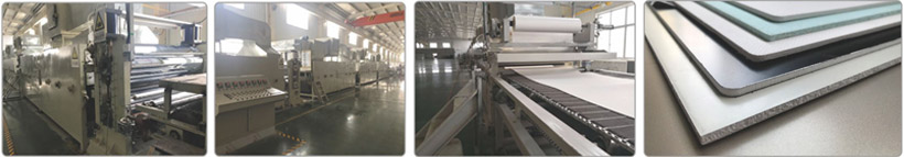 A2 Grade Fireproof Core Production Line