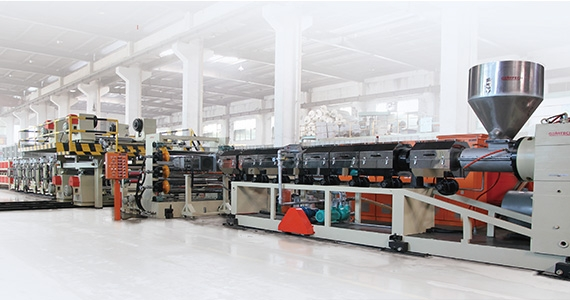 JET-FH-1300/1600 ACP Production Line