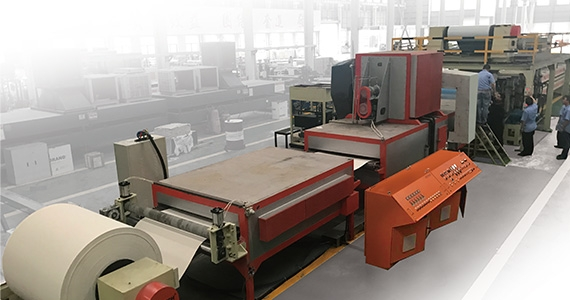 A2  Fireproof Composite Panel Production Line(JET-FH-1300-A2/1600-A2 )