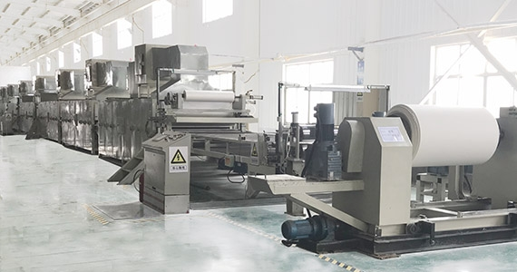 A2 Grade Fireproof Core Production Line(JET-FR-1300/1600)